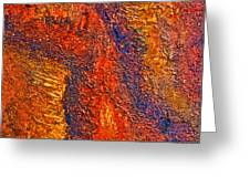 Intuitive Painting Greeting Card