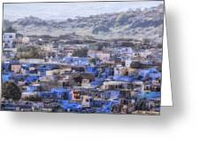 Jodhpur - India Greeting Card