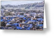 Jodhpur - India Greeting Card