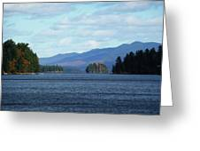 Lake Greeting Card by Kate  Leikin