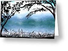 #4 Landscape Greeting Card