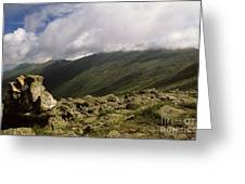 Mount Washington New Hampshire Usa Greeting Card