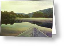 Painted River Greeting Card