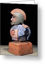 Roman Legionaire - Warrior - Ancient Rome - Roemer - Romeinen - Antichi Romani - Romains - Romarere  Greeting Card