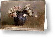 Roses Greeting Card