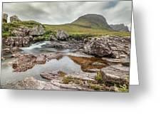 Russell Burn - Scotland Greeting Card