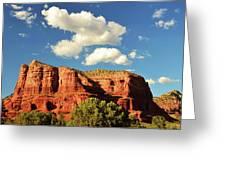 Sedona Red Rocks Greeting Card