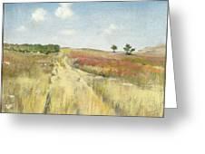 Shinnecock Hills Greeting Card