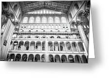 Smithsonian National Building Mus Greeting Card