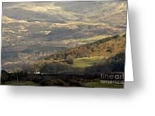 Snowdonia Greeting Card