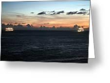 St. Maarten Greeting Card