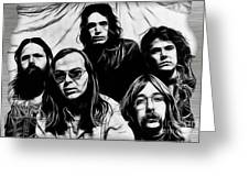 Steely Dan Collection Greeting Card