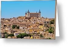 Toledo, Spain Greeting Card