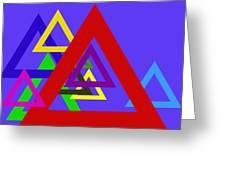 4 U Greeting Card
