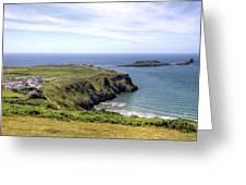Wales Uk Greeting Card