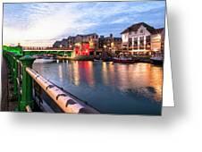 Weymouth - England Greeting Card