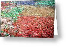 Xxvi Concurs De Castells Greeting Card