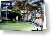 41 Packard Greeting Card