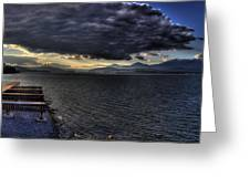 41 South Sandpoint Greeting Card