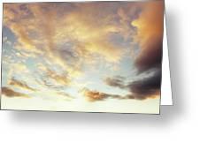 Summer Sky 1 Greeting Card