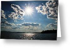 Wolfeboro Nh Greeting Card