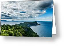 Pictures Of Landscape Greeting Card