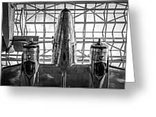 4242- Airplane Greeting Card