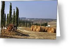 Tuscany Greeting Card by Joana Kruse