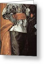43meagr3 Frans Hals Greeting Card