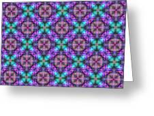 Arabesque 079 Greeting Card