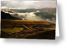 J H Landscape Greeting Card