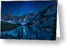Print Landscape Greeting Card
