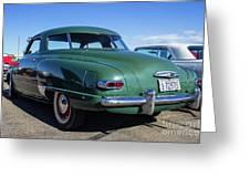 48 Studebaker Champion Greeting Card