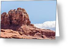 Views Of Canyonlands National Park Greeting Card