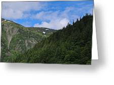 Alaska_00005 Greeting Card