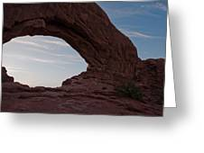 Arches N.p. Greeting Card