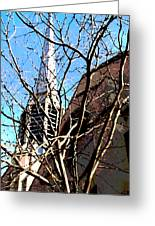 Architecture Series Greeting Card