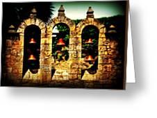 5 Bells Greeting Card