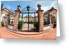 Buchlovice Castle Greeting Card