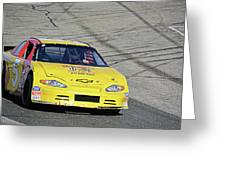 5 Can Race Greeting Card