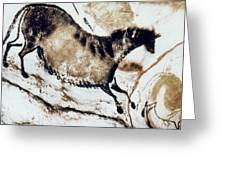 Cave Art: Lascaux Greeting Card