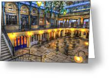 Covent Garden London Greeting Card