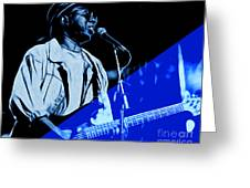 Curtis Mayfield Collection Greeting Card