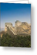 Great Wall Of China - Jinshanling Greeting Card