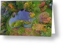 Kingwood Center Gardens Greeting Card
