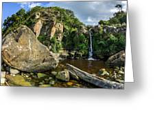 Landscape Art Prints Greeting Card
