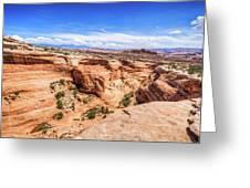 Moab Greeting Card