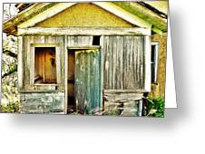 One Country Farmhouse Greeting Card