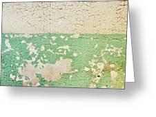 Prison Wall Texture Greeting Card