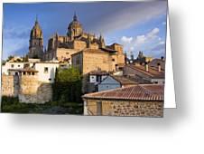 Salamanca Greeting Card